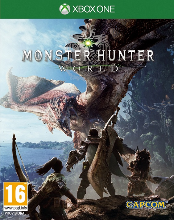 Monster Hunter World (PL!) (XBO)