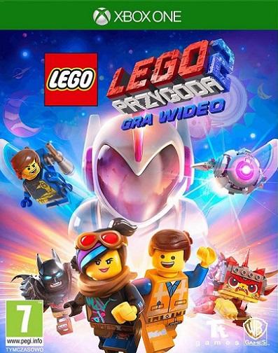 LEGO Przygoda 2 gra wideo (PL!) DUBBING (XBO)