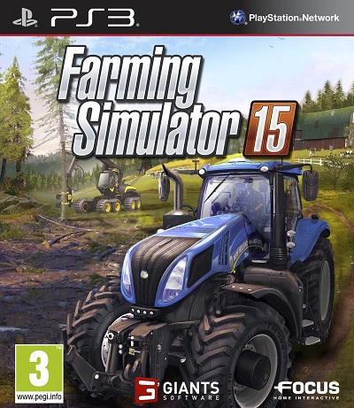 Farming Simulator 15 (PL!) (PS3)