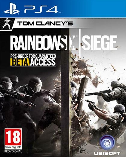 Tom Clancy`s Rainbow Six Siege (PL!) (PS4)
