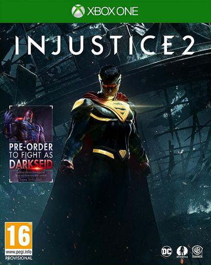 Injustice 2 (PL!) (XBO)