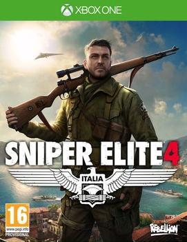 Sniper Elite 4 (PL!) +DLC (XBO)