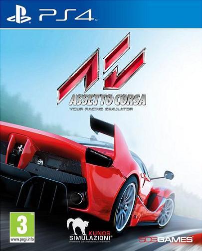 Assetto Corsa (PL!) (PS4)
