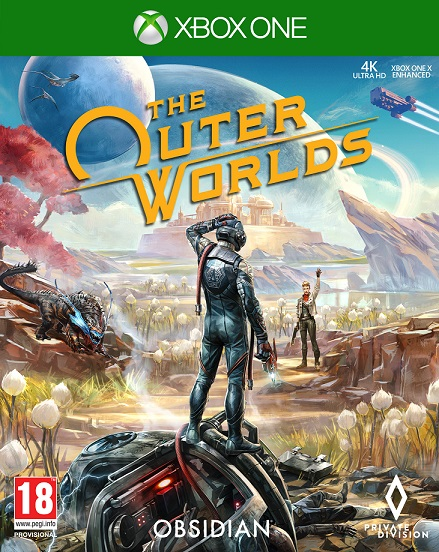 The Outer Worlds (PL!) (XBO)