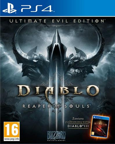 Diablo 3 (PL!) Ultimate Evil Edition (PS4)