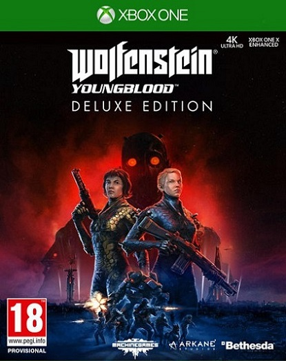 Wolfenstein Youngblood (PL!) Deluxe Edition (XBO)