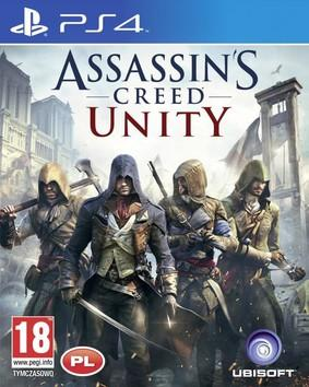 Assassin's Creed Unity (PL!) +DLC (PS4)