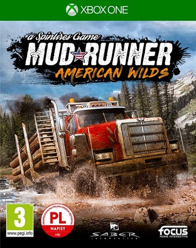 Mud Runner - American Wilds: Spintires Game (PL!) Ultimate Edition (XBO)