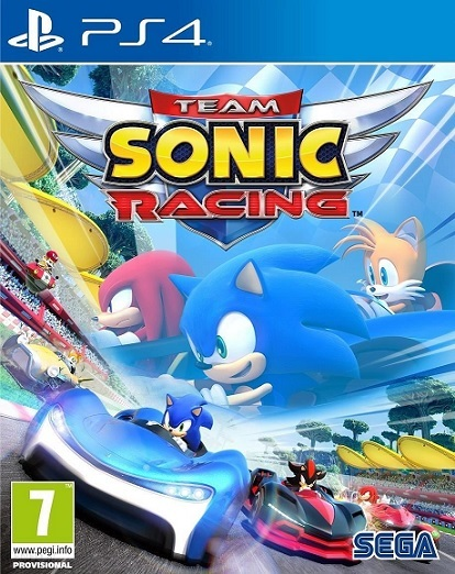 Team Sonic Racing (PL!) (PS4)