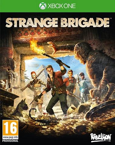 Strange Brigade (PL!) (XBO)