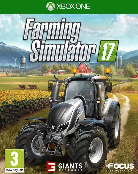 Farming Simulator 17 (PL!) (XBO)