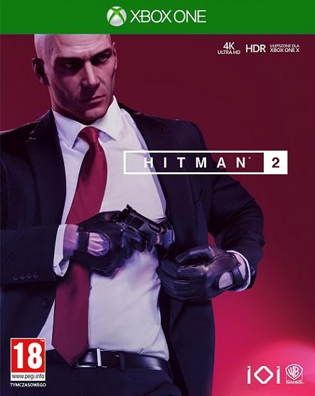 Hitman 2 (PL!) (XBO)
