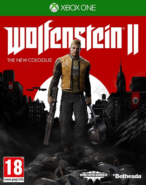 Wolfenstein 2 The New Colossus (PL!) (XBO)