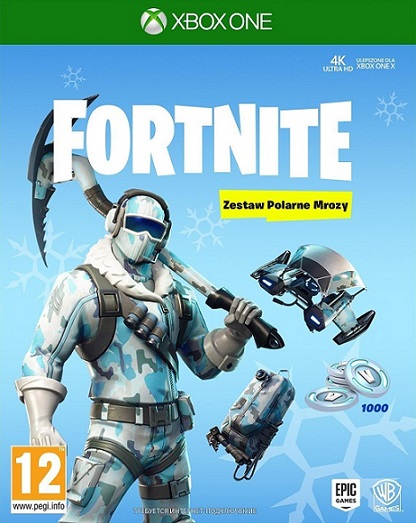 Fortnite (PL!) Zestaw Polarne Mrozy (XBO)