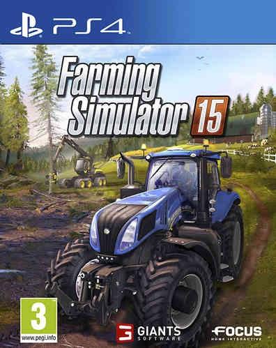 Farming Simulator 15 (PL!) (PS4)