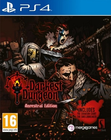 Darkest Dungeon (PL!) Ancestral Edition (PS4)