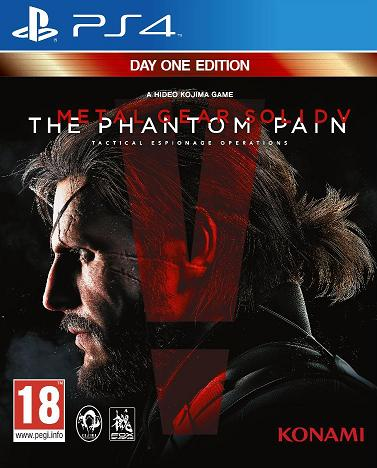 Metal Gear Solid 5: The Phantom Pain (PS4)