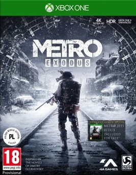 Metro Exodus (PL!) (XBO)