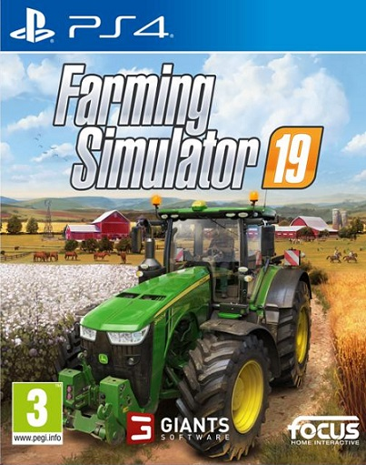 Farming Simulator 19 (PL!) (PS4)