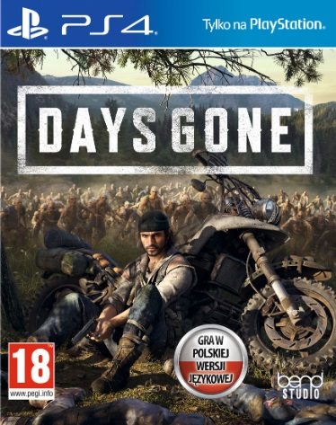 Days Gone (PL!) DUBBING (PS4)
