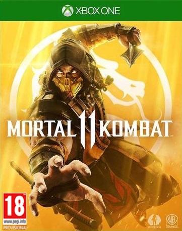 Mortal Kombat 11 (PL!) (XBO)