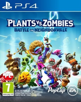 Plants vs. Zombies Bitwa o Neighborville (PL!) (PS4)