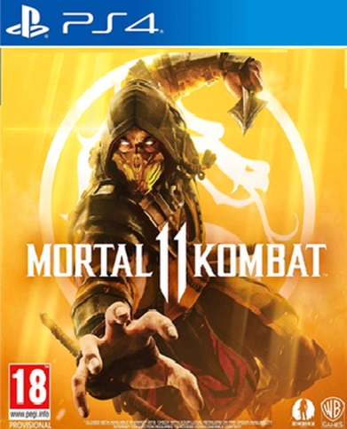 Mortal Kombat 11 (PL!) (PS4)