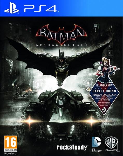 Batman Arkham Knight (PL!) +DLC (PS4)