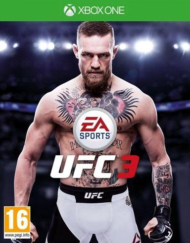 EA Sports UFC 3 (XBO)