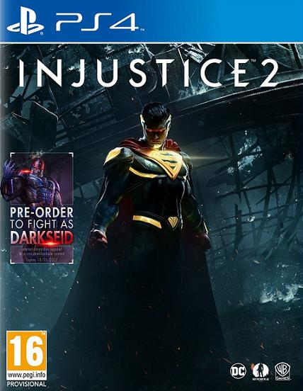 Injustice 2 (PL!) (PS4)