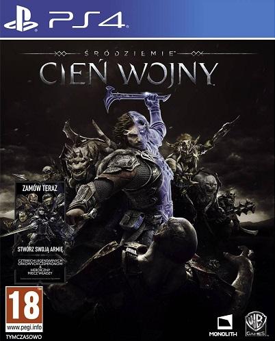 Śródziemie: Cień Wojny (PL!) (PS4)