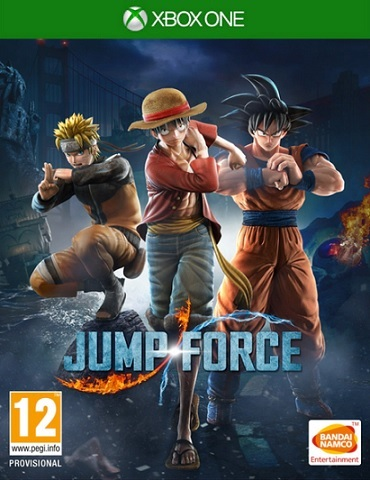 Jump Force (PL!) (XBO)