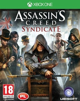 Assassin's Creed Syndicate (PL!) +DLC (XBO)