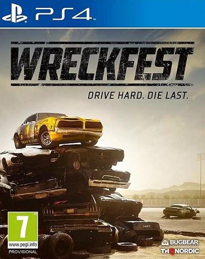 Wreckfest (PL!) (PS4)