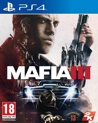 Mafia 3 (PL!) (PS4)