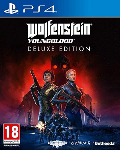 Wolfenstein Youngblood (PL!) Deluxe Edition (PS4)