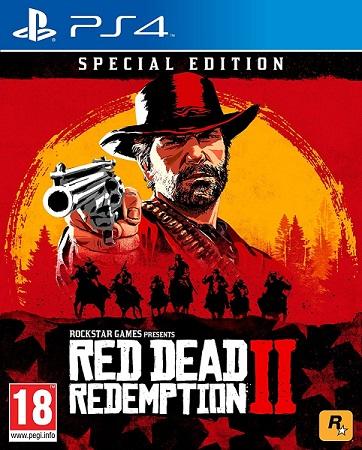 Red Dead Redemption 2 (PL!) EDYCJA SPECJALNA (PS4)