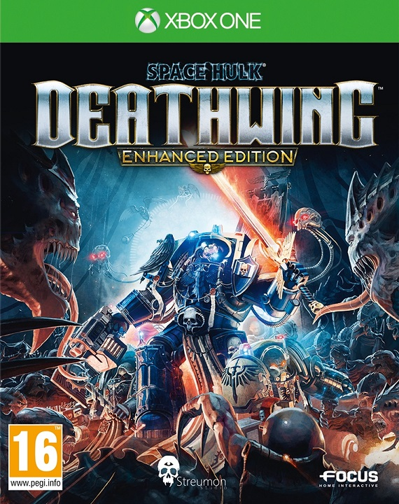 Space Hulk Deathwing Enhanced Edition (XBO)