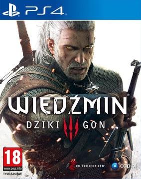 Wiedźmin 3 - Dziki Gon (PL!) +DODATKI (PS4)
