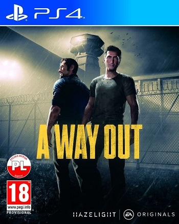 A Way Out (PL!) (PS4)