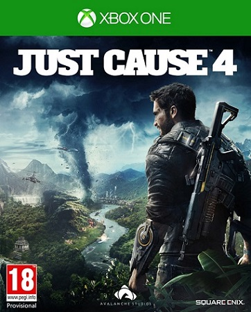 Just Cause 4 (PL!) (XBO)