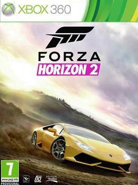Forza Horizon 2 (PL!) (X360)
