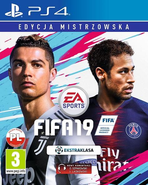 Fifa 19 (PL!) EDYCJA MISTRZOWSKA (PS4)