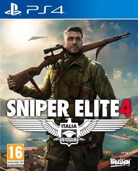 Sniper Elite 4 (PL!) +DLC (PS4)