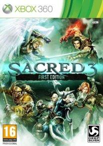 Sacred 3: First Edition (X360)