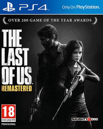 The Last of Us REMASTERED (PL!) GOTYE (PS4)