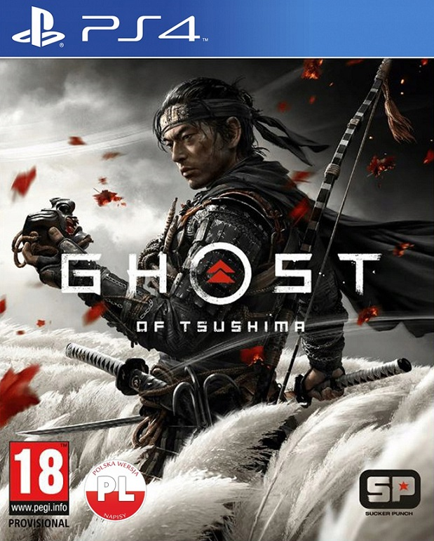 Ghost of Tsushima (PL!) DUBBING (PS4)