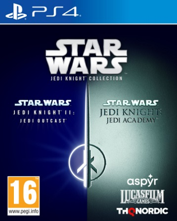 Star Wars Jedi Knight Collection (PS4)