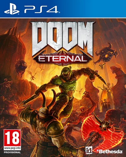 Doom Eternal (PL!) DUBBING (PS4)
