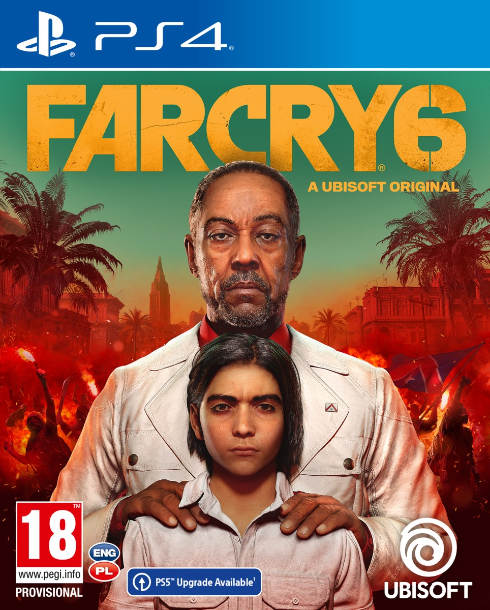 Far Cry 6 (PL!) (PS4) (PS5)
